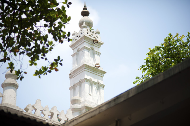 Mosque for Muslims in Hanoi 3