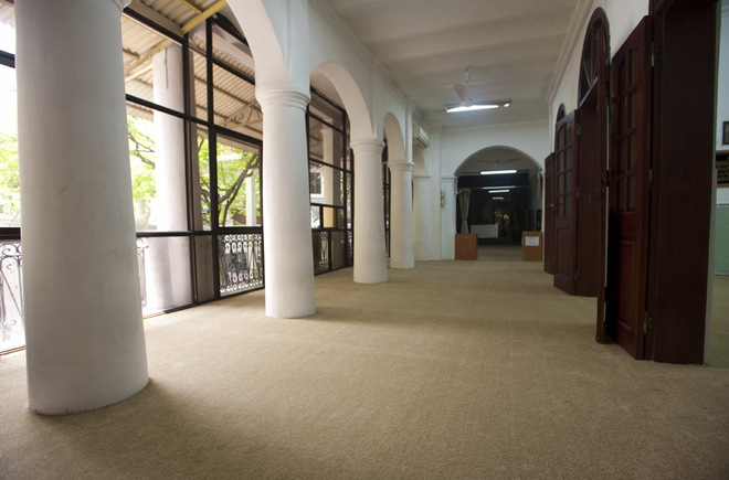 Mosque for Muslims in Hanoi 4