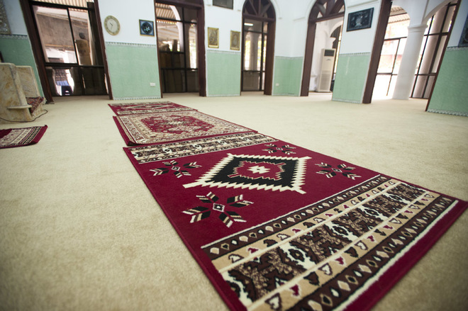 Mosque for Muslims in Hanoi 5