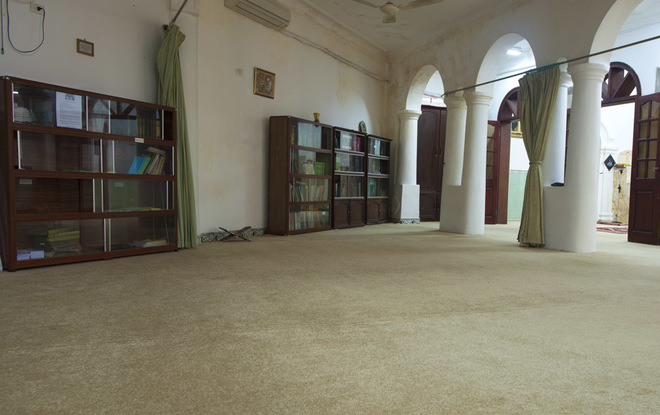 Mosque for Muslims in Hanoi 8
