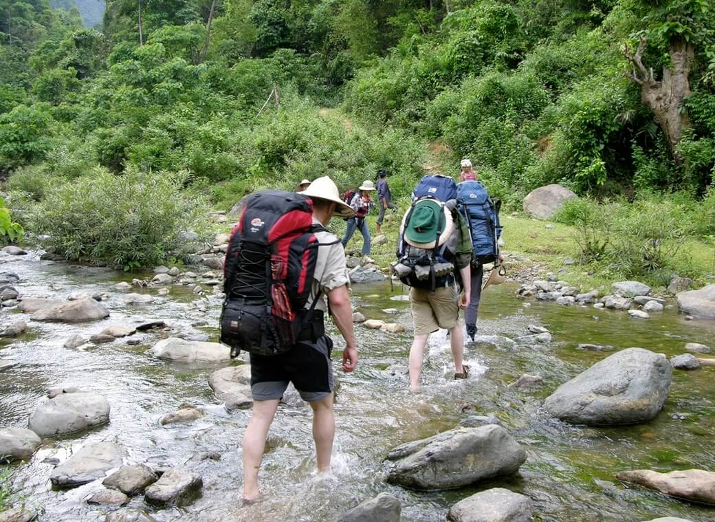 Pu Luong Trekking in 2 Days – Overnight at local homestay
