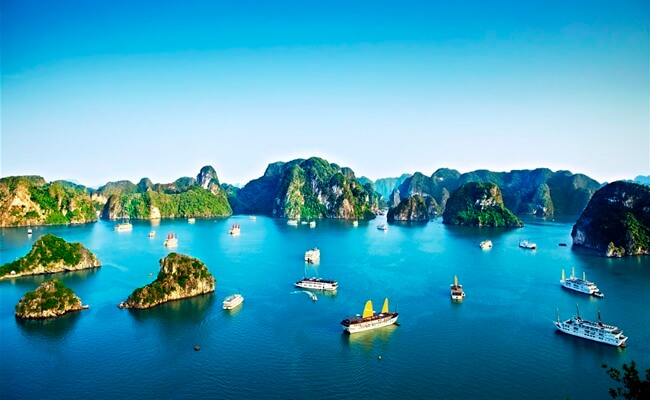 reasons to visit halong bay 4