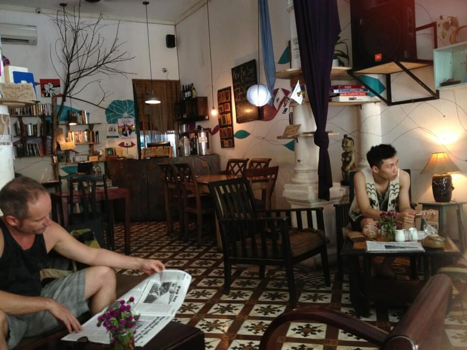 Best Cafes in Hanoi Old Quarter 5