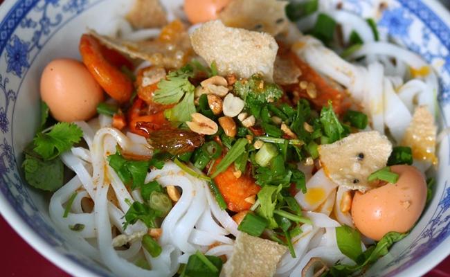 Street foods in Hoian 1
