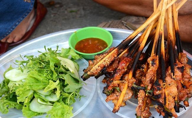 Street Foods in Hoian 4
