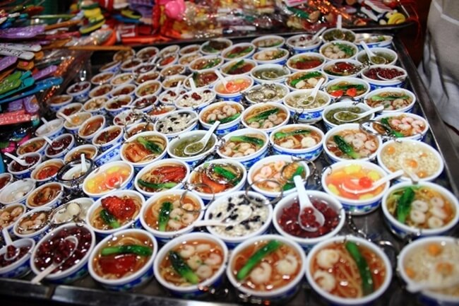 Dishes in Hoi An 1
