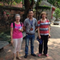 Hanoi traditional villages – July, 2015