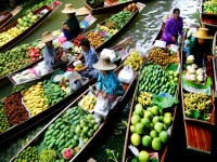 The Best Floating Markets in Mekong Delta