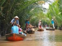 Mekong Delta Floating Market Tour