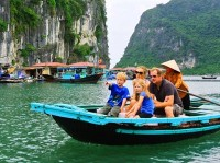 Day 20: Halong Bay - Hanoi (B/L)