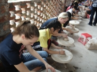 Day 10: Hanoi City - Handicraft Village (B/L)