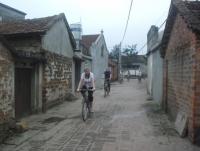 Day 3: Hanoi – Duong Lam Village (B,L)