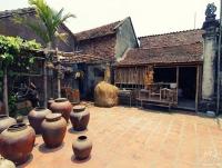 Day 11: Hanoi - Duong Lam Village - Mai Chau Valley (B,L,D)