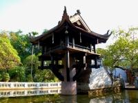 Day 2: Hanoi City Tour – Night train to Lao Cai (B)