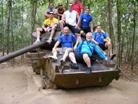 Day 12: Cu Chi Tunnels - Ho Chi Minh City (B)