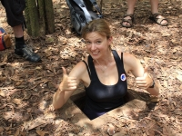 Day 13: Cu Chi Tunnels - Ho Chi Minh Sightseeing (B)