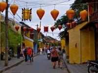 Day 8: Saigon - Danang - Hoian (B)