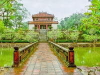 Day 9: Hanoi - Fly to Hue - Hue City Tour (B)