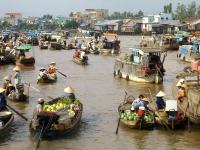 Day 10: Mekong Delta Cruise (B/L/D) - Bassac Cruise