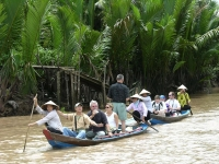 Day 3: Day Excursion To Mekong Delta (B,L)