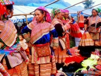 Day 9: Bac Ha - Coc Ly Market - Sapa (B,L)