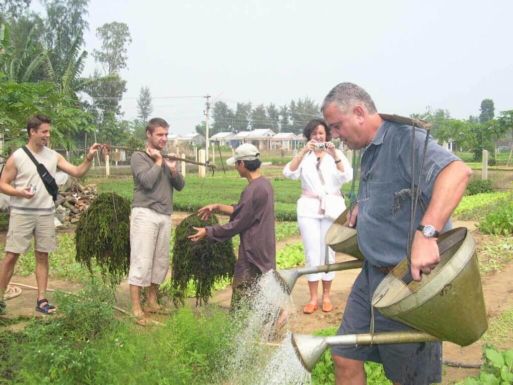 Tra Que Organic Village 6