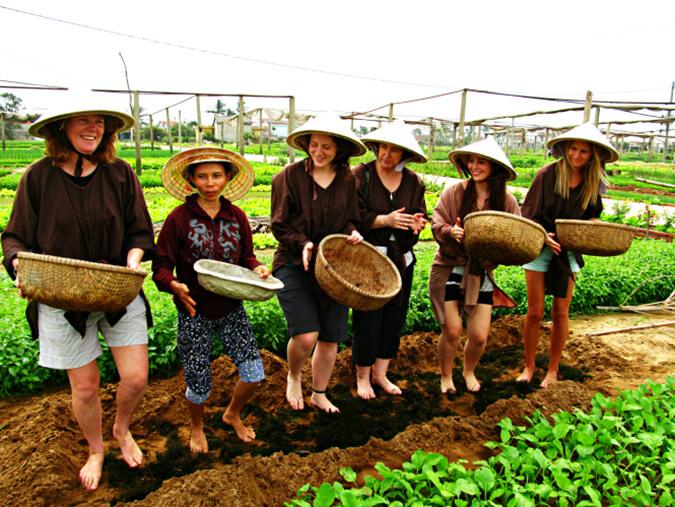 Tra Que Organic Village 5