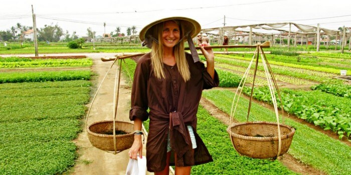 Tra Que Organic Village 3