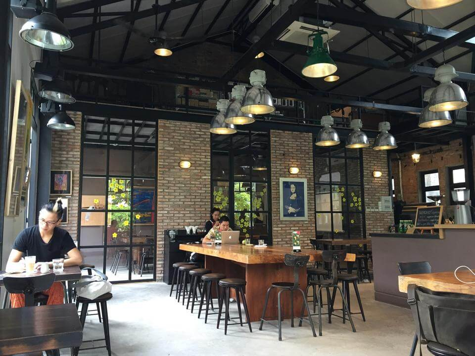 Best Cafes in Ho Chi Minh City 1